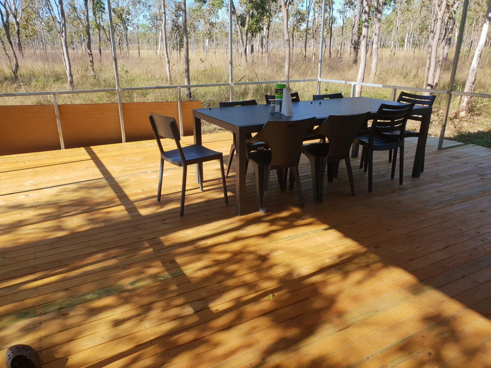 Camp Dining Area